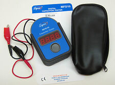 MFD10 Digital Capacitor Tester Meter .01 - 10000 mfd's SUPCO Sealed Unit Parts