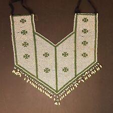 BellyDance Ats Costume Beaded Necklace Kuchi Tribe 809p10