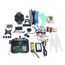 Full Set ARF Unassembly 2.4G 6CH 500mm RC Quadcopter GPS APM2.8 Flight Control