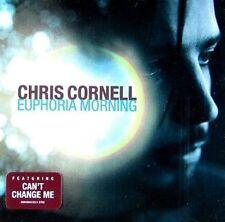 Euphoria Morning 0606949041229 By Chris Cornell CD
