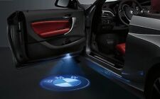 BMW  LED Door Ghost Shadow Lights Laser Projection Light Genuine OEM