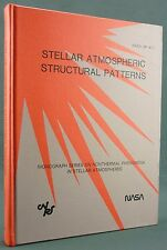 NASA / CNRS - STELLAR ATMOSPHERIC STRUCTURAL PATTERNS - 1983 - ASTRONOMY