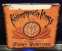 Kottonmouth Kings - Joint Venture CD / DVD set tech n9ne cypress hill 420 kmk