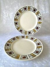 Vintage Original Mid-Century Modern Staffordshire Pottery