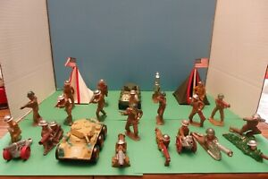 Barclay/Manoil Toy Soldiers #373