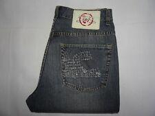 "DUCK AND COVER Mens Jeans Blue Denim Bootcut SIZE W34 L34 Waist 34"" Leg 34"""