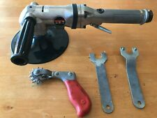 JET JSG-0472 Pneumatic Angle Polisher, 7In. Used Twice Buffing Spur