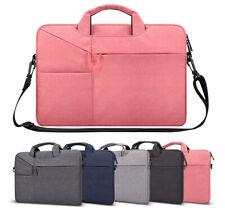 Computer Laptop Bag Carry Case Work Shoulder Messenger Travel Sleeves 13-15.6''