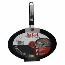 Tefal Frying Pan Fish Pan Oval Non Induction 36 cm Black