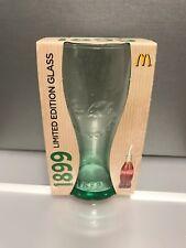 Mc Donalds Coca Cola Glas. Unbenutzt mit Verpackung. Top Zustand