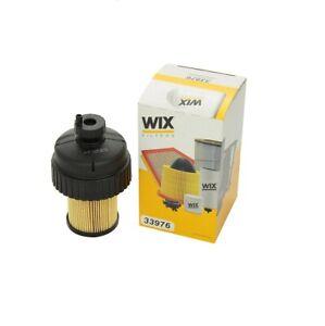 FUEL FILTER WIX 33976 FOR HUMMER H1 / CHEVROLER C1500 / C2500 / C3500 6.5D V8