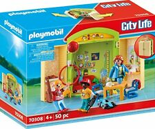 Playmobil 70308 City Life Pre-school Play Box