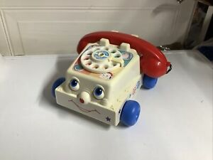 Disney Toy Story 3 Fisher Price Chatter Phone Rex Telephone Talking Toys 2009