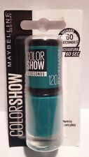 Vernis à Ongles Color Show 120 Urban Turquoise Gemey Maybelline