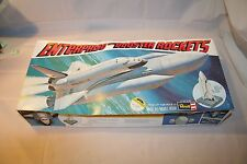 REVELL ENTERPRISE WITH BOOSTER ROCKETS SPACE SHUTTLE SHIP MODEL KIT A659