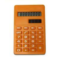 Bürorechner Taschenrechner 8 Stellige Solar Batterie Tischre Tasche Q7C3 I4F3