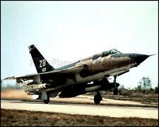 USAF Republic F-105 Thunderchief Wild Weasel Korat 1971 8x10 Aircraft Photos