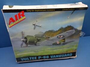 """1/48 KAGERO (1998): VULTEE  P-66 """"Vanguard """"  ( Keine Decals vorhanden )"""