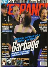 Garbage on  Kerrang Cover 1998  Marilyn Manson  Tura Satana  Skunk Anansie
