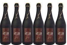 6 Flaschen Gerhardt´s Secc au Chocolat mit Rotwein - Weingut Jakob Gerhardt