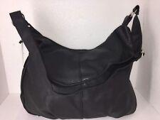 Hobo Bag Beuteltasche Handtasche Schultertasche Schwarz
