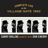 Sonny Rollins / Don - Complete Live at the Village Gate 1962 [New CD] Spai