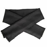 Kylo Ren Scarf Star Wars Cosplay Props Halloween Costume Accessory Adults Black
