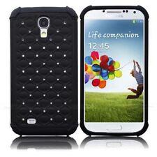 Étuis, housses et coques etuis, pochettes noires Samsung Galaxy S4 pour téléphone mobile et assistant personnel (PDA)