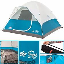 Coleman 10' x 10' Lightweight Instant  6-Person Dome Outdoor Camping Family Tent