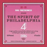 SPIRIT OF PHILADELPHIA VOLUME 4 NEW & SEALED 70s SOUL MODERN CD (EXPANSION) R&B