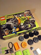 Lego Power Miners #8960 With Instructions Plus Box Near Complete VGC