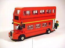 LEGO Custom Modular Building - London Double Decker Bus - ONLY PDF INSTRUCTIONS!