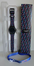 Swatch SUOB702R Ed Banger Time - only 500 pieces - 2016