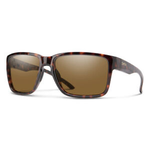 Smith Emerge Tortoise Sunglasses w/ Polarized Brown Lens