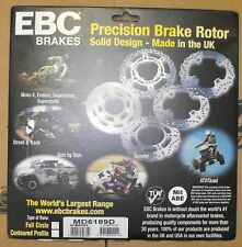 EBC front brake disc rotor 2002-2008 Grizzly 660 YFM660FA 4x4 ATV MD6189D