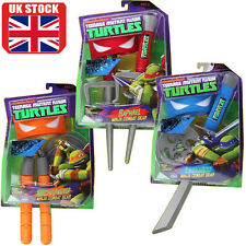 2016 Teenage Mutant Ninja Turtles Weapons Kids toys gift Sword Mask Combat Gear