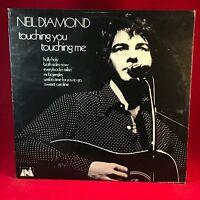 NEIL DIAMOND Touching You Touching Me 1969 UK  vinyl LP EXCELLENT CONDITION