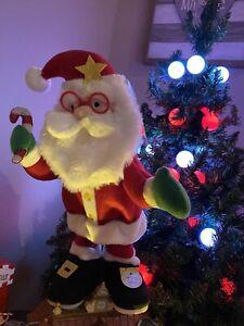 Gemmy Groovin Buddies Santa Claus - EXCLUSIVE Christmas Animated Singing NWT