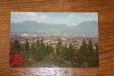 Vintage Postcard Vancouver, B.C. Canada, As Seen From Little Mountain