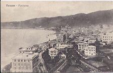 BOLLO DA 20 CENT. SU CARTOLINA DI VARAZZE 1932 3-64