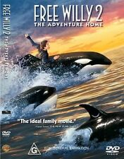 Free Willy 2 - The Adventure Home (DVD, 2004) Brand New & Sealed Region 4
