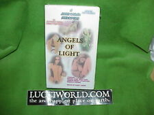 """Angel of Light"" Erotic Vhs Amateur Artsy Nyc Girls Naked w/original Music Score"