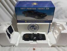 1977 Pontiac Trans Am 1:24 Scale Diecast Franklin Mint Model car '77 transam
