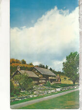 Home of the Trapp Family  Cor Umum  Stowe  Vermont   Chrome Postcard 2238