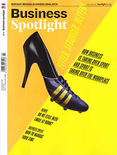 Business Spotlight, Heft 3/2017, Business-Englisch Magazin +++ wie neu +++