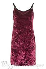 Party/Cocktail Machine Washable Velvet Dresses for Women
