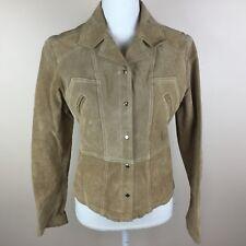 Wilsons Tan Leather M Womens Jacket