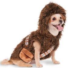 Chewbacca Star Wars Wookie Classic Fancy Dress Up Halloween Pet Dog Cat Costume