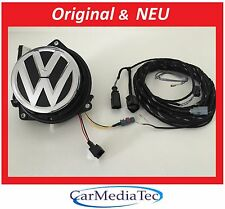 Volkswagen Rear view camera GOLF 7 VII Composition Media Discover PER VW Emblem