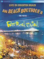 Fatboy Slim - Big Beach Boutique      *DVD*    NEU&OVP/SEALED!